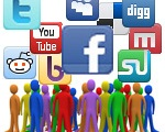 The Top Five Social Network Sites And How TheyCompare